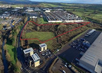 Thumbnail Land for sale in Waterton Park, Bridgend