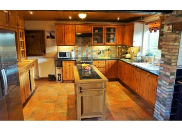 Thumbnail 4 bed detached bungalow for sale in Chalk Road, Walpole St Peter, Wisbech