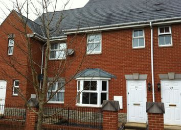 Thumbnail 2 bed terraced house to rent in Vale Mill Way, Weston Village, Weston-Super-Mare