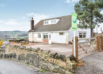 Thumbnail 4 bed detached bungalow for sale in Hillside Rise, Belper