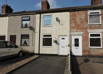 Thumbnail 2 bed terraced house to rent in West Street, Riddings, Alfreton, Derbyshire