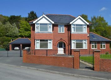 Thumbnail 4 bedroom detached house for sale in Alltwen, Troedyrallt, Llanidloes, Powys