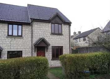 Thumbnail 2 bed end terrace house for sale in Hanstone Close, Cirencester