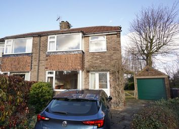Thumbnail 3 bed semi-detached house for sale in Stubley Close, Dronfield