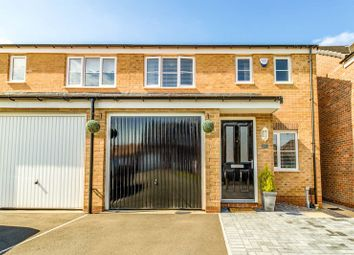 Thumbnail 3 bed semi-detached house for sale in 21 Robinson Close, Hartlepool