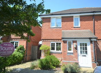 Thumbnail 3 bed semi-detached house for sale in The Croft, Elstead, Godalming, Surrey