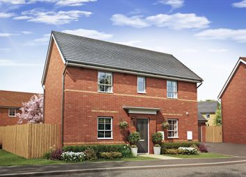 "Thumbnail 3 bed detached house for sale in ""Buchanan"" at Bawtry Road, Bessacarr, Doncaster"