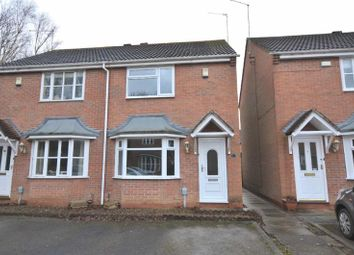 Thumbnail 2 bed semi-detached house to rent in Springhead Gardens, Hull