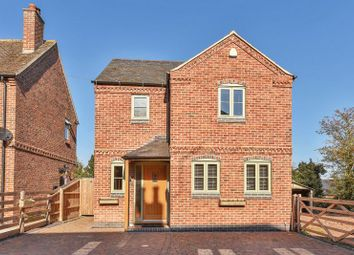 Thumbnail 3 bed detached house for sale in Church Lane, Ratcliffe On The Wreake, Leicester