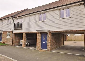 Thumbnail 2 bed property for sale in Song Thrush Drive, Ashford