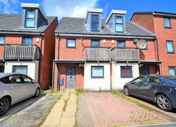 Thumbnail 3 bed property to rent in Queensway, Clifton, Swinton, Manchester