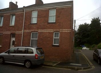 Thumbnail 2 bed terraced house to rent in Victor Street, Exeter