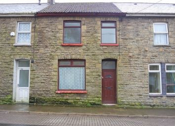Thumbnail 4 bed terraced house to rent in Caerau Road, Caerau, Maesteg, Mid Glamorgan