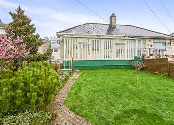 Thumbnail 1 bedroom bungalow for sale in Laira Park Road, Plymouth