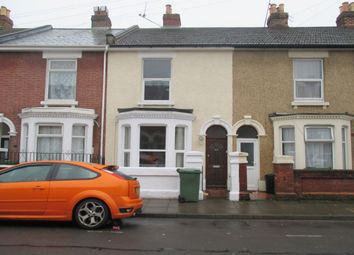 Thumbnail 3 bedroom terraced house to rent in Margate Road, Southsea