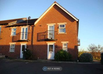Thumbnail 1 bed end terrace house to rent in Solent Road, Swadlincote