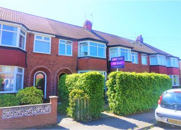 Thumbnail 3 bed terraced house for sale in St. Marys Avenue, Hull
