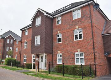 Thumbnail 2 bed flat for sale in Flat 4 Gomer Road, Bagshot