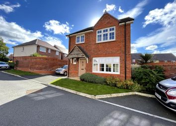 Thumbnail Detached house for sale in Iford Close, Coate, Swindon
