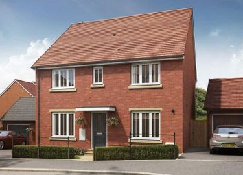 4 bed detached house for sale in The Thornford Plot 83, Ridgewood Place, Lewes Road, Uckfield TN22