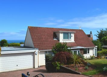 Thumbnail 3 bedroom detached bungalow for sale in Higher Downs Road, Torquay