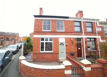 Thumbnail 3 bed terraced house to rent in New Hall Road, Wellington, Telford