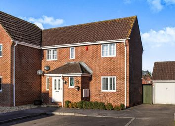 Thumbnail 3 bed semi-detached house for sale in Chambers Avenue, Amesbury, Salisbury