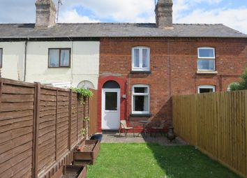 Thumbnail 1 bed terraced house for sale in Newtown Road, Hereford