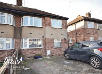 Thumbnail 2 bed maisonette for sale in Fullwell Avenue, Ilford
