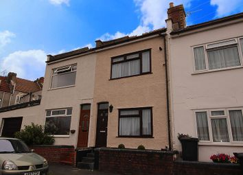 Thumbnail 2 bedroom terraced house for sale in Thanet Road, Bedminster