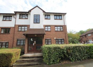 Thumbnail 2 bed flat for sale in Swallow Close, Greenhithe, Kent