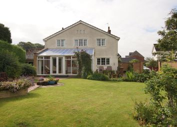Thumbnail 4 bed detached house for sale in Pelham House Little Lane, Wrawby, Brigg