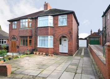 Thumbnail 3 bed semi-detached house for sale in Higson Avenue, Penkhull, Stoke-On-Trent