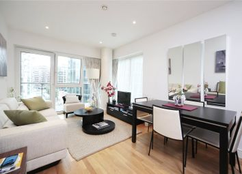 Thumbnail 2 bed flat for sale in Spinnaker House, Juniper Drive, Wandsworth