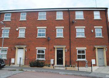 Thumbnail 4 bedroom town house for sale in Batsmans Drive, Rushden