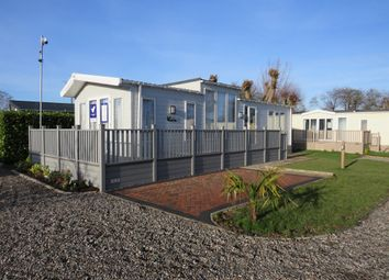Thumbnail 2 bed mobile/park home for sale in New River Bank, Littleport, Ely