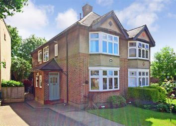 Thumbnail 2 bed maisonette for sale in Green Walk, Woodford Green, Essex