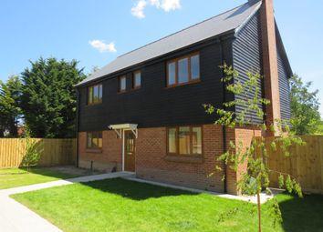 Thumbnail 4 bed detached house for sale in Lime Kiln Lane, Holbury, Southampton