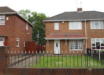 Thumbnail 2 bedroom semi-detached house to rent in Cook Street, Darlaston, Wednesbury