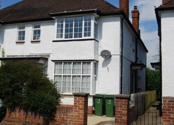 Thumbnail 1 bedroom flat to rent in Cavell Road, Cowley