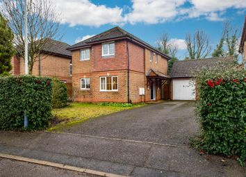 Thumbnail 4 bed detached house for sale in Barrington Drive, Harefield, Uxbridge