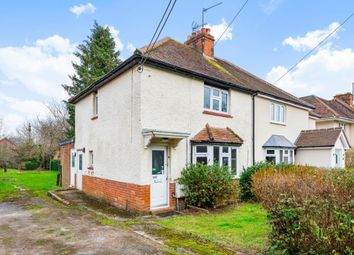 Thumbnail 3 bed semi-detached house for sale in Swallowfield, Reading
