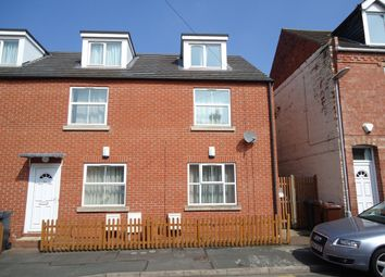Thumbnail 3 bed town house to rent in Robey Street, Lincoln