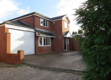 Thumbnail 4 bed detached house for sale in Eden Avenue, Rainford, St Helens