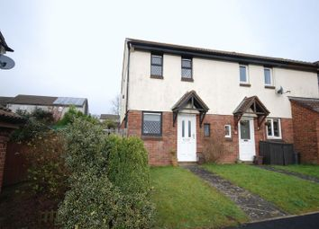 Thumbnail 2 bed end terrace house for sale in Corner Brake, Woolwell, Plymouth