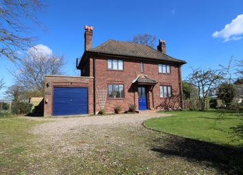 Thumbnail 3 bed detached house for sale in The Street, Haddiscoe, Norwich
