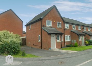 Thumbnail 3 bedroom mews house for sale in North Croft, Atherton, Manchester