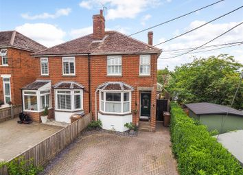 Thumbnail 3 bed semi-detached house for sale in Elm Bank Road, Andover