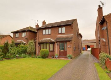 Thumbnail 4 bed detached house for sale in Epworth Road, Owston Ferry, Doncaster