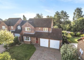 Thumbnail 4 bed detached house for sale in Millers Way, Heckington